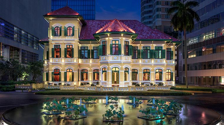 W Bangkok the house