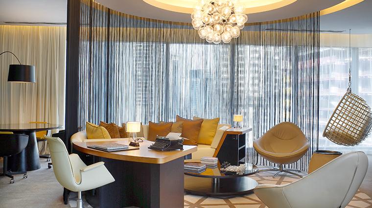 w doha hotel residences WSuite