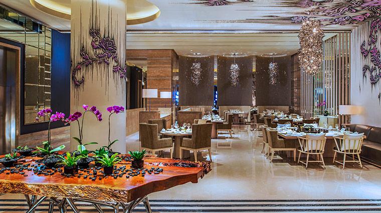 W Guangzhou dining
