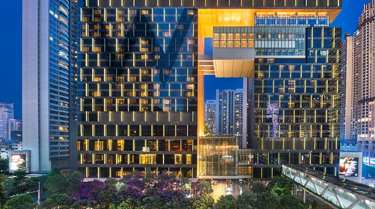 W Guangzhou exterior