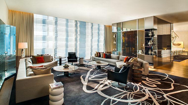 W Guangzhou extreme wow suite