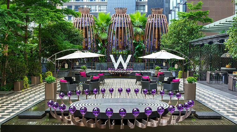 W Guangzhou garden