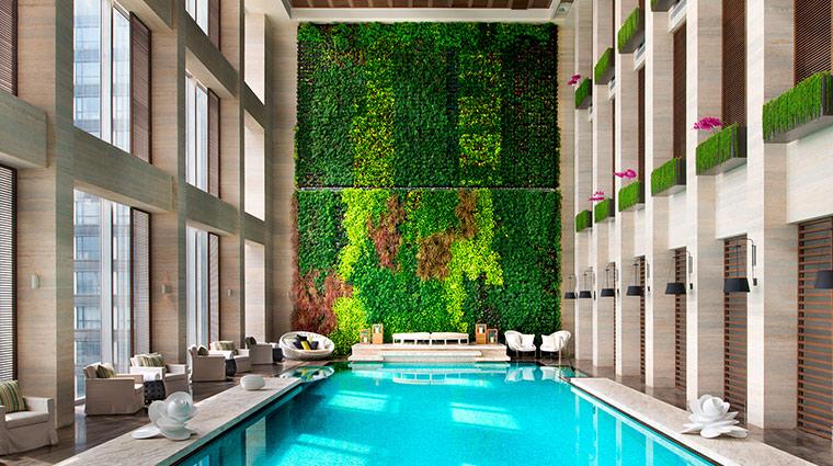 W Guangzhou pool