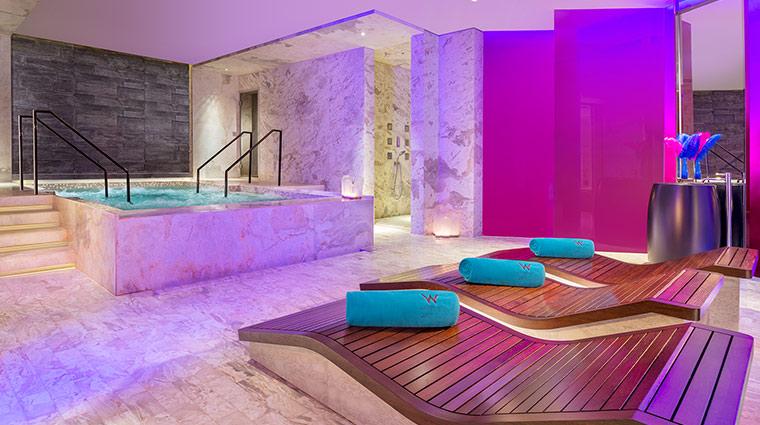 W Guangzhou spa