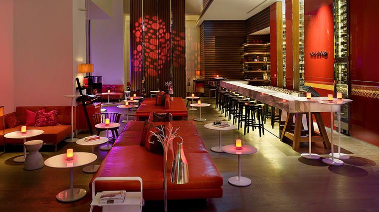 W Taipei bar