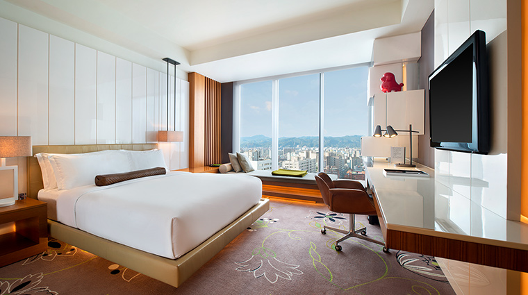 W Taipei fabulous king room