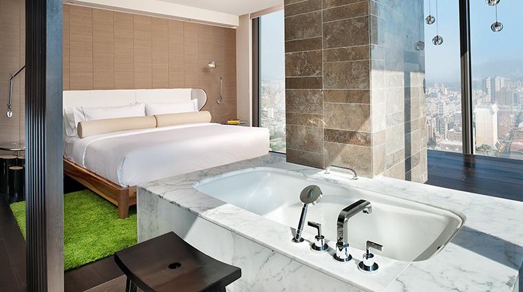 W Taipei fantastic suite