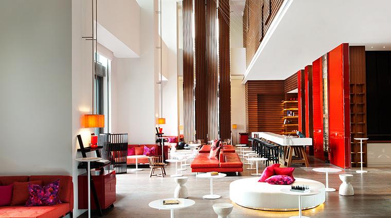 W Taipei lounge
