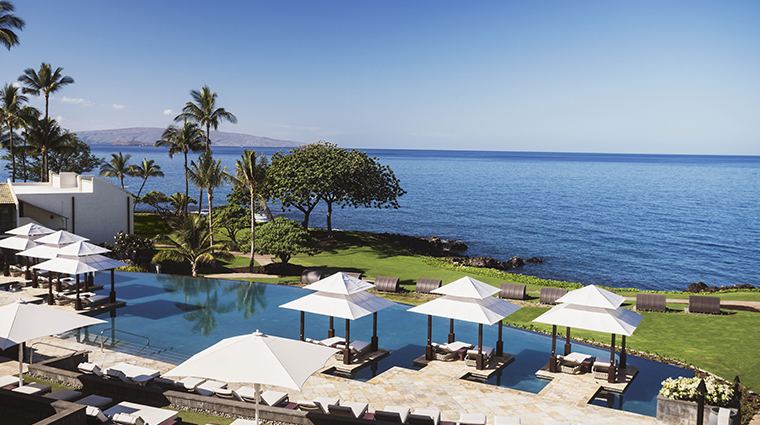 wailea beach resort marriott maui pool wide