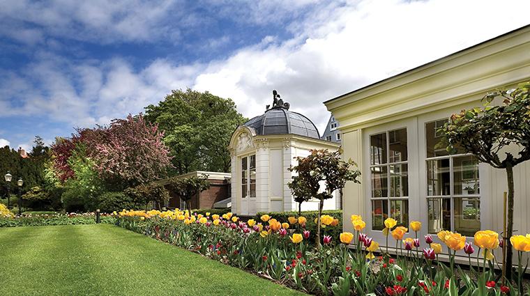 waldorf astoria amsterdam garden