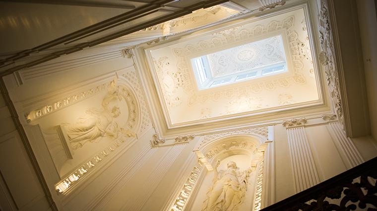 waldorf astoria amsterdam staircase