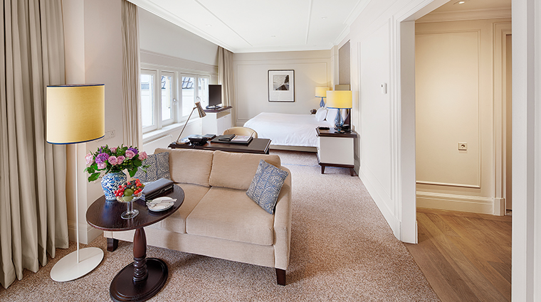 waldorf astoria amsterdam new junior suite