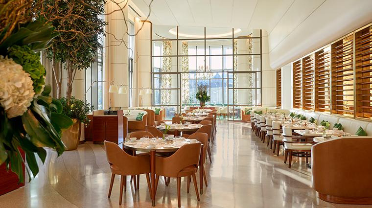 waldorf astoria beverly hills JG restaurant