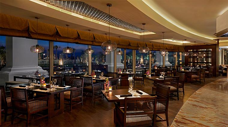 waldorf astoria dubai palm jumeirah LAO Southeast Asian Restaurant