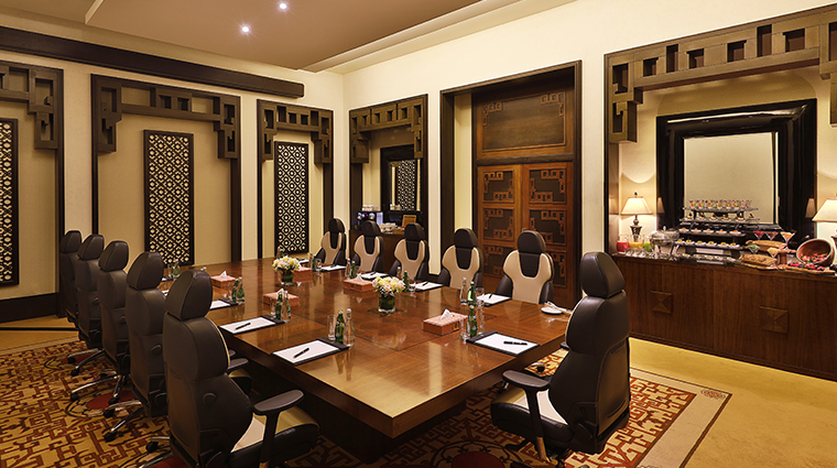 waldorf astoria jeddah ming meeting room