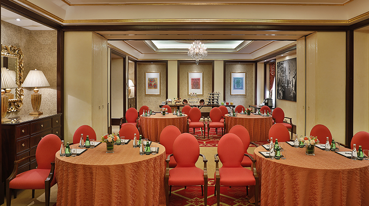 waldorf astoria jeddah windsor meeting room