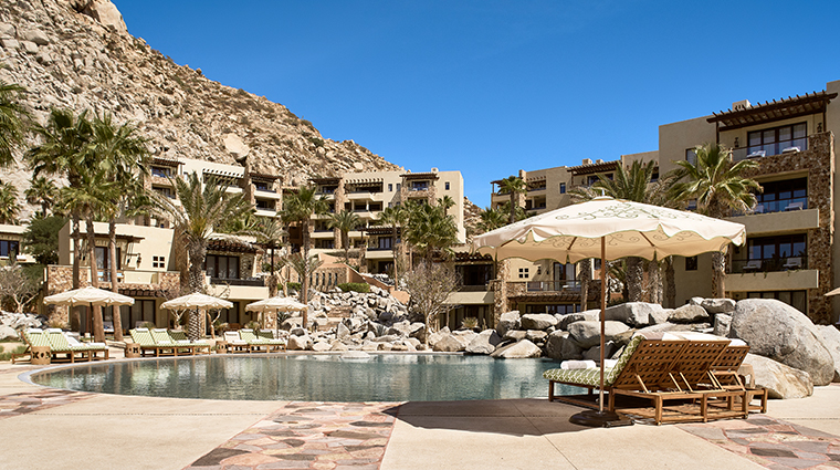 waldorf astoria los cabos pedregal children pool