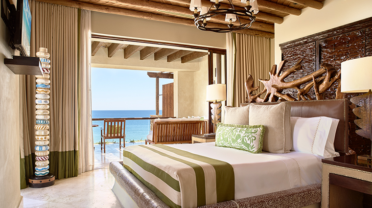 waldorf astoria los cabos pedregal estrella suite bedroom