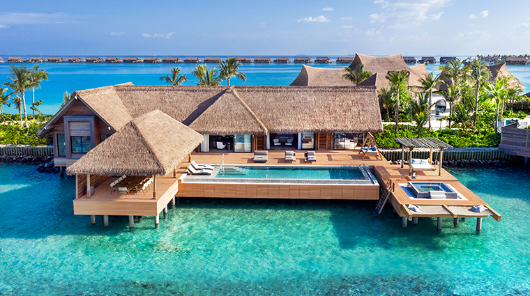 waldorf astoria maldives ithaafushi two bedroom reef villa