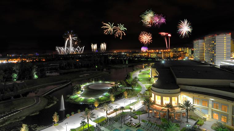 waldorf astoria orlando fireworks