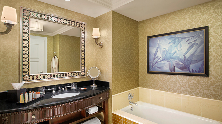 waldorf astoria orlando standard king bath