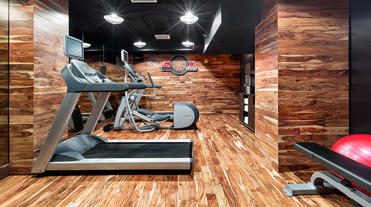 walker hotel greenwich village fitness center