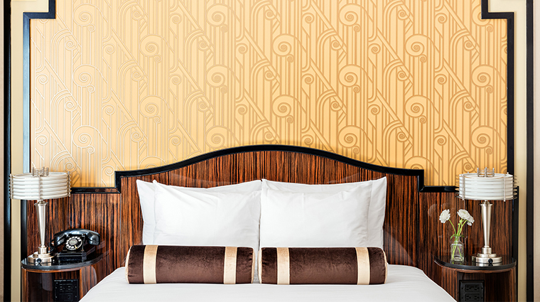 walker hotel greenwich village headboard