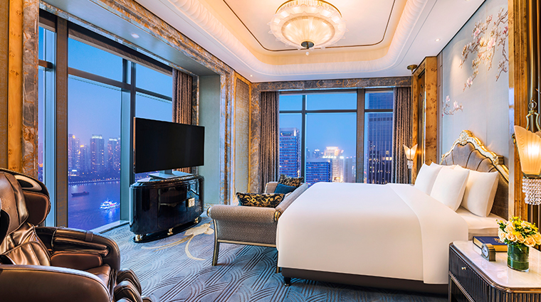 wanda reign on the bund executive suite