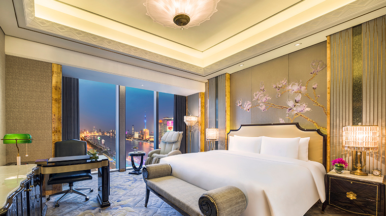 wanda reign on the bund grand deluxe