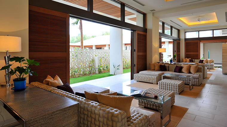 wellness thalasso sitting area