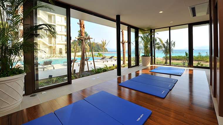 wellness thalasso yoga studio