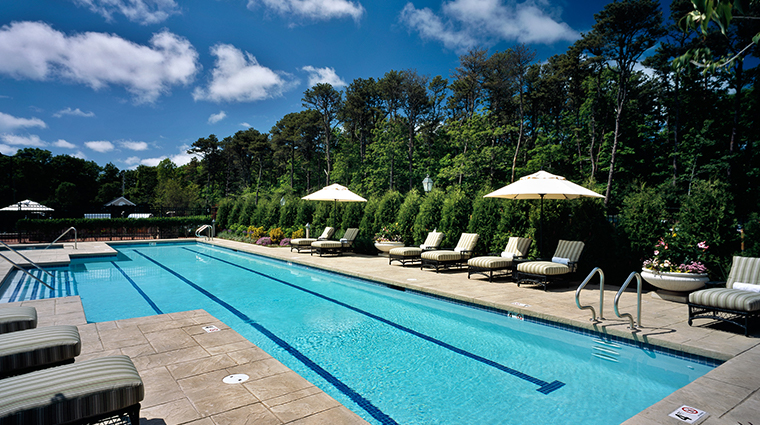 wequassett resort and golf club adult lap pool