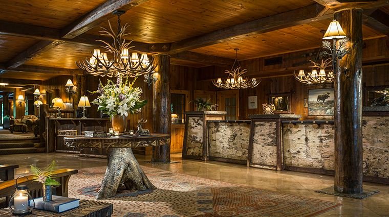 whiteface lodge resort spa lobby