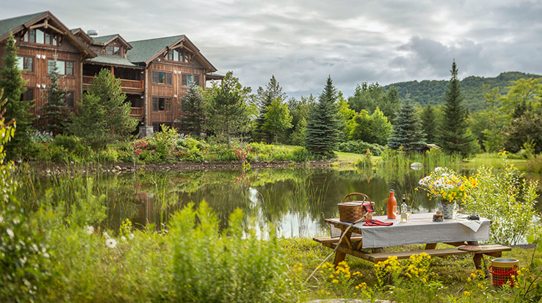 whiteface lodge resort spa picnic