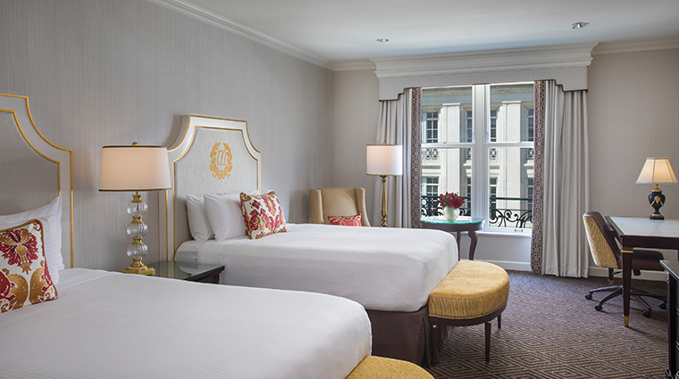 willard intercontinental executive suite queen