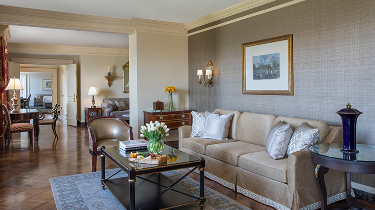 willard intercontinental thomas jefferson presidential suite living room