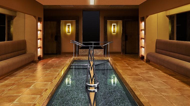 woodlands spa at nemacolin woodlands resort treatment