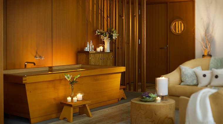 woodstock inn resort treatment room