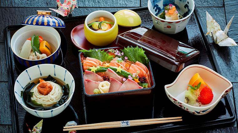 yamazato macau Festive Kaiseki set lunch