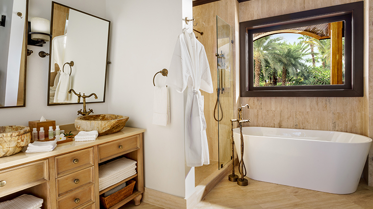 zemi beach house resort spa deluxe bathroom